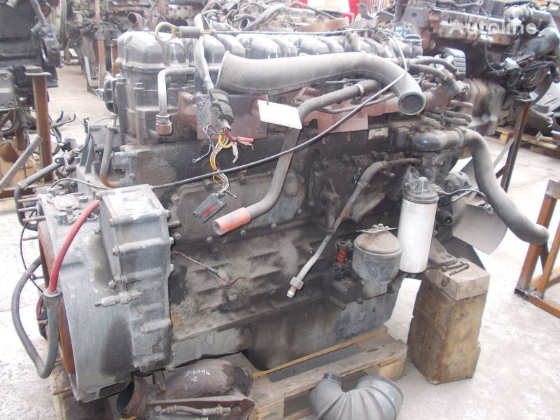 motor  Scania DSC 12 02 za tegljača SCANIA 124