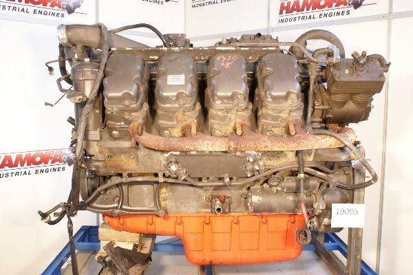 motor za tegljača SCANIA DC1602