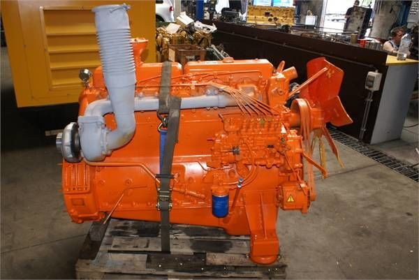 motor za bagera SCANIA DS11
