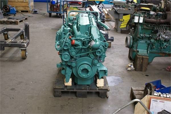 motor za Ostale opreme VOLVO D7E