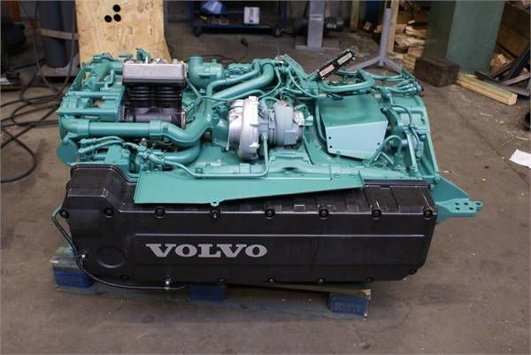motor za autobusa VOLVO DH12