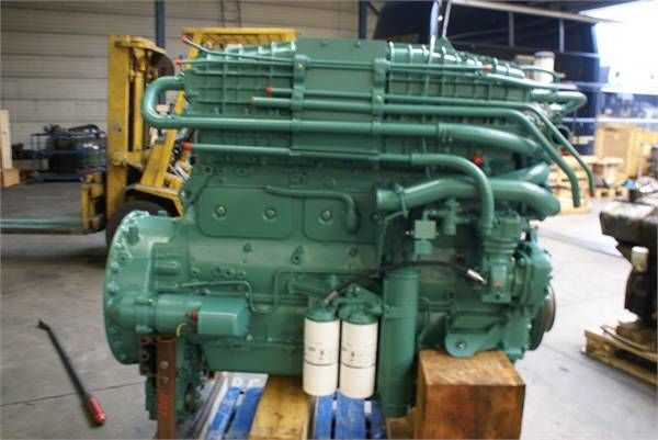 motor za Ostale opreme VOLVO TD122KAE