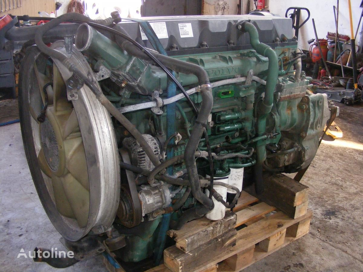 motor za kamiona VOLVO motor D13A 400/440/480