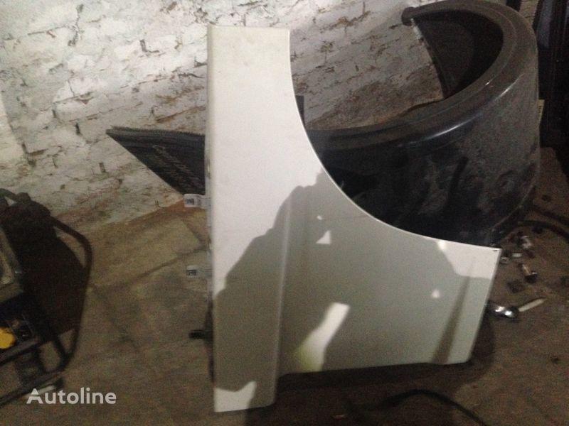 oblaganje  prodovzhennya dverok za tegljača DAF XF 95