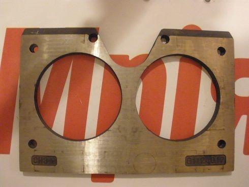 okasta ploča  MECBO Iznosostoykie (plity treniya) za pumpe za beton
