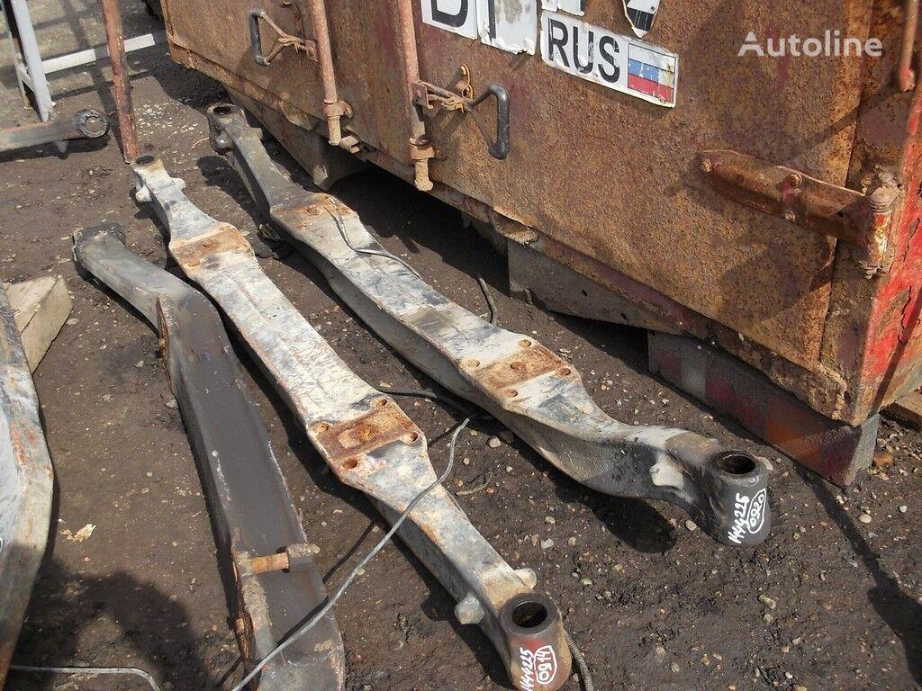osovina  Balka perednego mosta Scania za kamiona