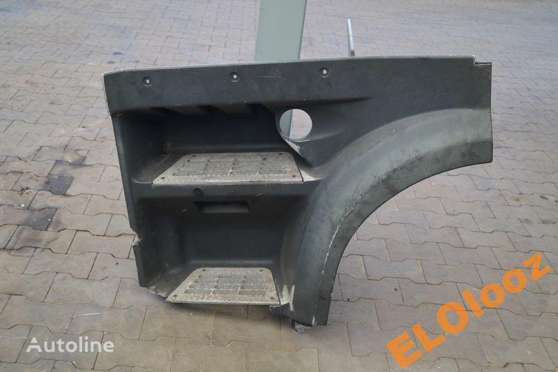 papuča za kamiona DAF STOPNICA DAF XF 95 105 LEWA 1291172