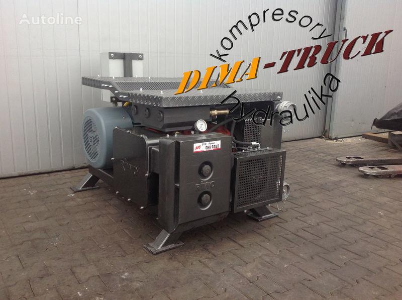 pneumatski kompresor  agregat ghh, drum silokompresor za kamiona electric agregat