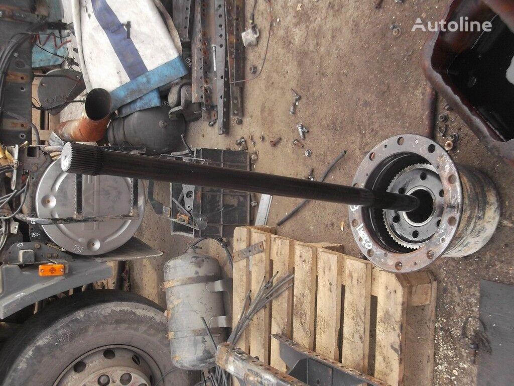 polu-osovina  zadnyaya Iveco za kamiona