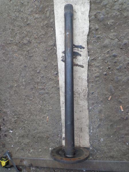 polu-osovina za tegljača RENAULT Magnum