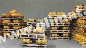 novi potporni valjak za građevinske opreme HITACHI EX200