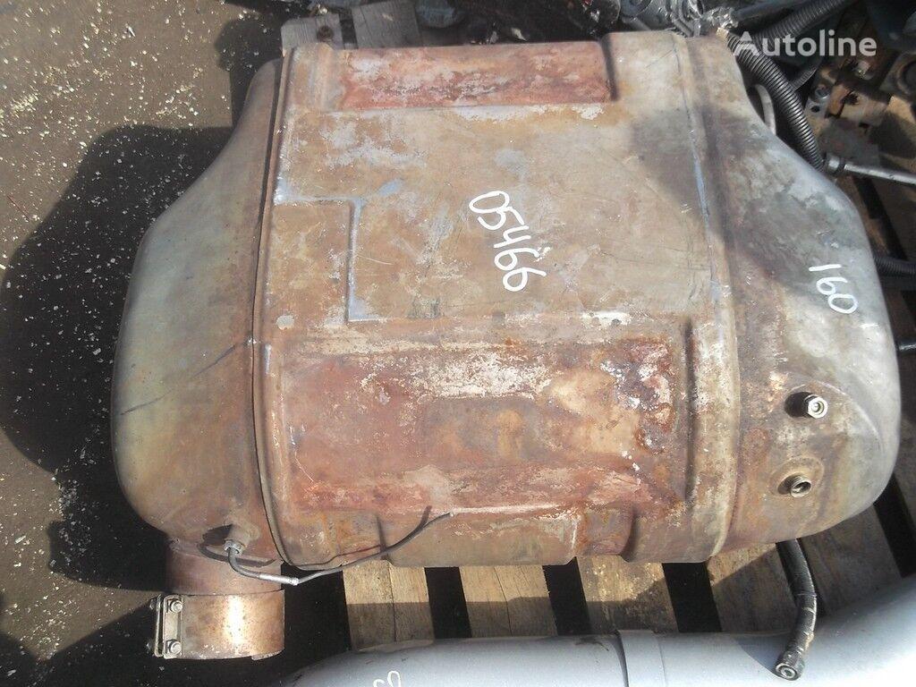 prigušivač  vyhlopnyh gazov Iveco za kamiona