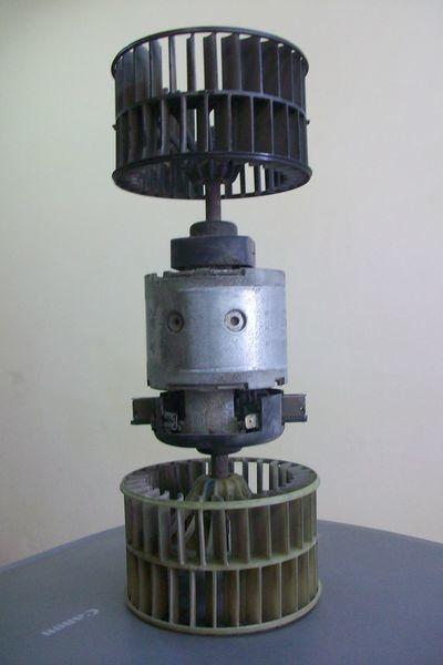radijator  Motor pechki za tegljača DAF XF,CF
