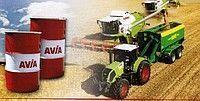 rezervni delovi  Universalnoe trasmissionnoe traktornoe i gidravlicheskoe maslo AVIA HYDROFLUID DLZ za traktora