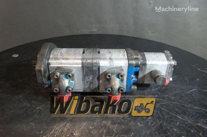 rezervni delovi  Gear pump Bosch 510666007 (3) (510666007(3)) za bagera 510666007 (3)