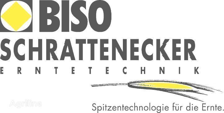 novi rezervni delovi  Zapchasti k tehnike BISO za žetelice BISO