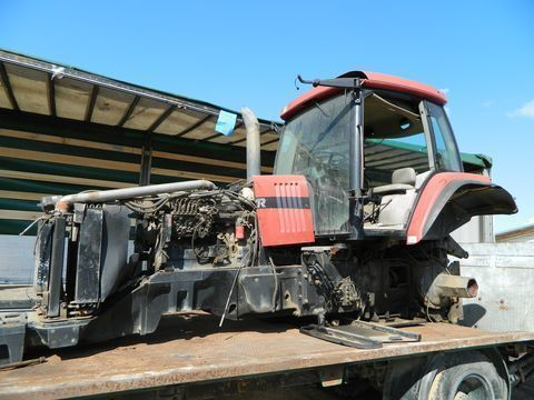 rezervni delovi  b/u zapchasti / used spare parts za traktora CASE IH MX 200 MAGNUM
