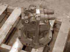 rezervni delovi  Doosan Daewoo silnik obrotu swing motor swing device za rovokopača DOOSAN dx480 dx490 dx520 dx530