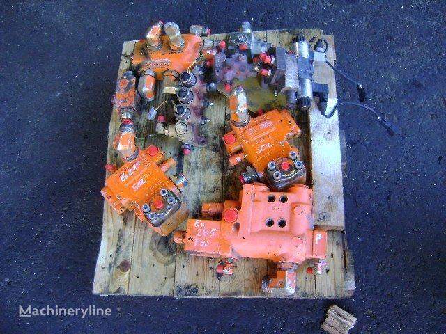 rezervni delovi  Block Valve za bagera FIAT-HITACHI Ex 285