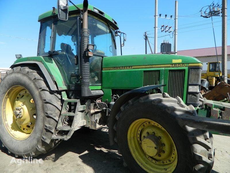 rezervni delovi  b/u zapchasti / used spare parts za traktora JOHN DEERE 7800
