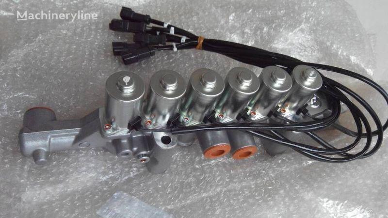 novi rezervni delovi  KOMATSU blok salenoidov za bagera KOMATSU 210-270