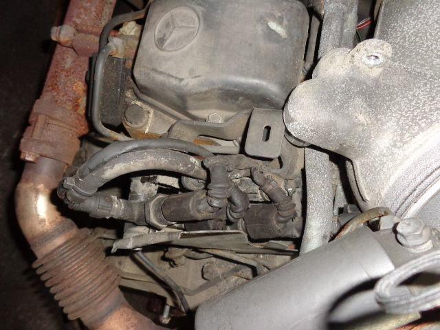 rezervni delovi  Mercedes Benz Actros EURO5 Ad blue metering equipment with diffusor heater, 0001404139, 001400739, 0001400539, 0001400239 za tegljača MERCEDES-BENZ Actros MP3