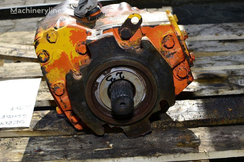 rezervni delovi  Pompa, Silnik Hydrauliczny, Orbitrol, Rozdzielacz za utovarivača SCHAEFF SKL 501