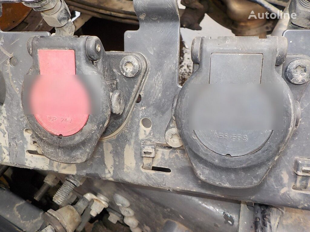 rezervni delovi  Zaglushka za kamiona VOLVO