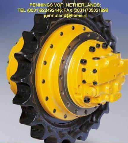rotacioni prenosnik za bagera FINAL DRIVES