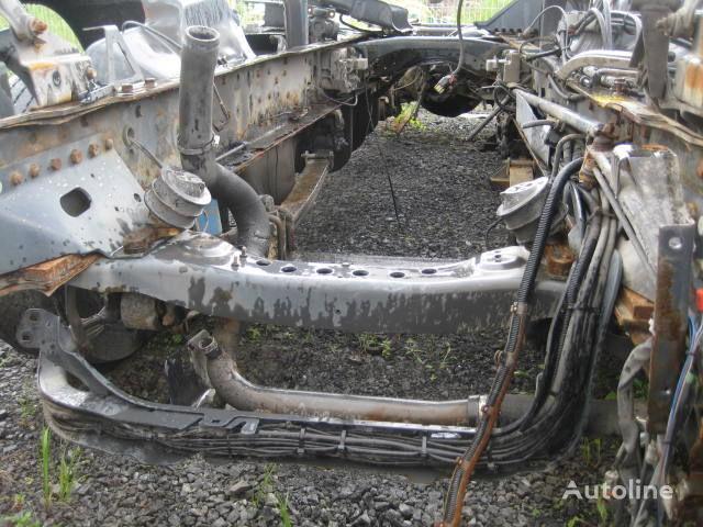 šasija  Scania R420 frame and drive axle R780 za tegljača
