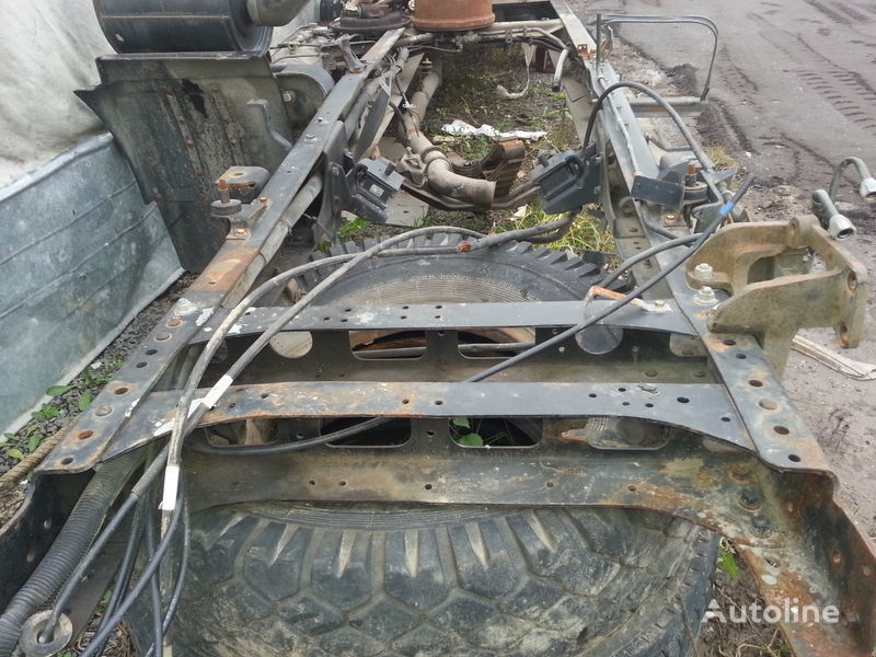 šasija za kamiona HYUNDAI HD120
