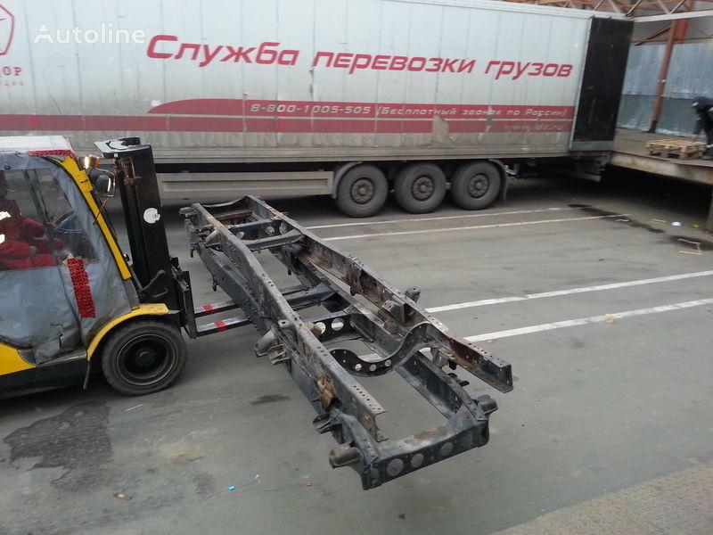 šasija za kamiona HYUNDAI HD450 HD500