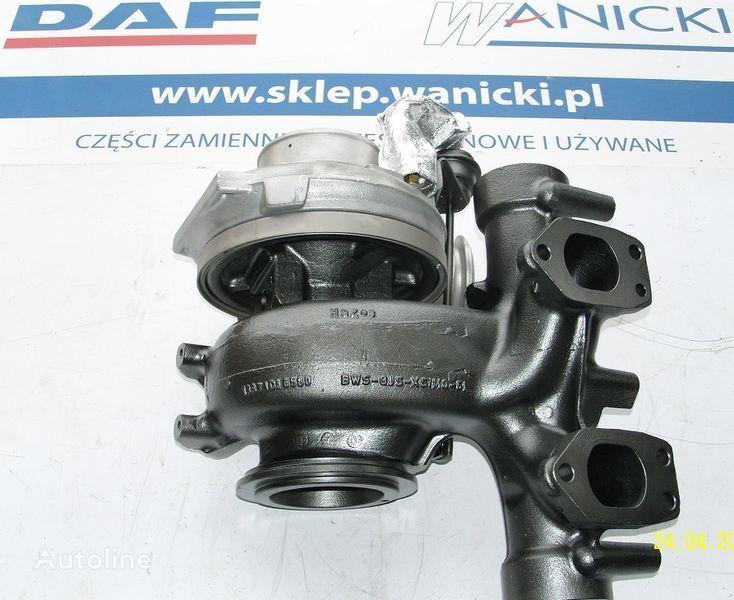 turbokompresor  DAF TURBO TURBINA,REGENEROWANA, Turbocharger, EURO 5, za tegljača DAF  XF 105, CF 85