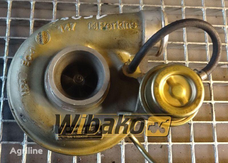 turbokompresor  Turbocharger Perkins M24 za kombajna M24 (2674A200)