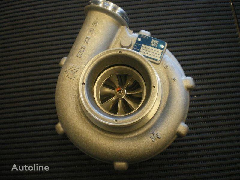 turbokompresor  TURBINA TURBO za kamiona MAN D20