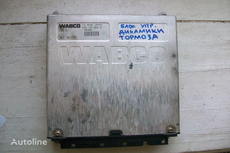 upravljačka jedinica  Blok upravleniya dinamiki tormoza za tegljača DAF