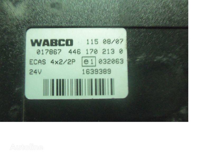 upravljačka jedinica  DAF 105 XF, ECAS electric control unit 1639389; 1657855, 1657854, 1686733, 1732019 za tegljača DAF 105XF