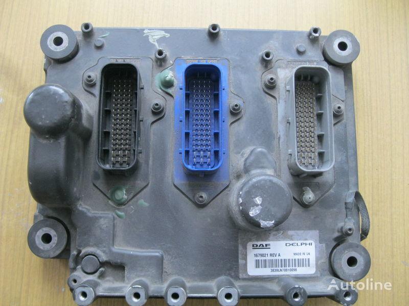 upravljačka jedinica  KOMPUTER SILNIKA za tegljača DAF XF 105 / CF 85