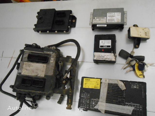 upravljačka jedinica  IVECO Euro 5 F3BE3681 EDC7 UC31 za kamiona IVECO Stralis/Trakker