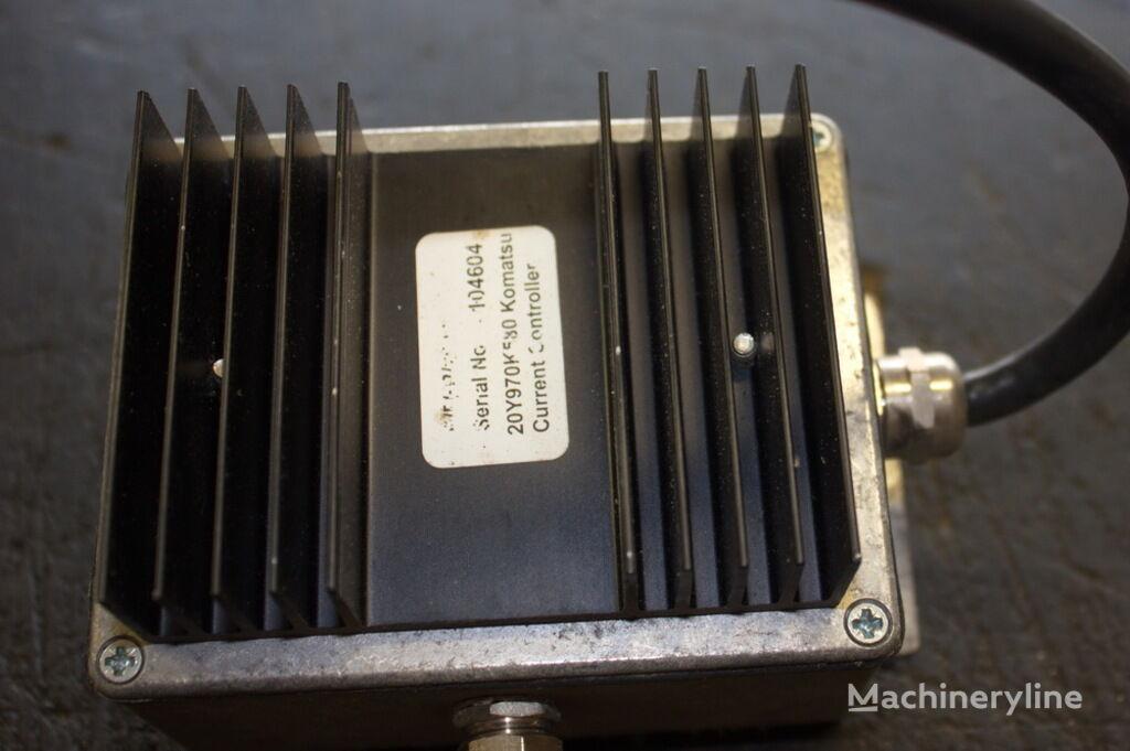 upravljačka jedinica za bagera KOMATSU PC240LC-6