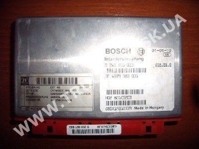 upravljačka jedinica  Bosch za kamiona MAN