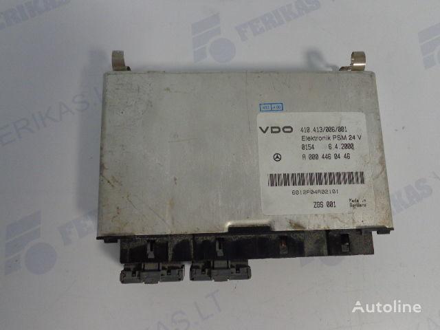 upravljačka jedinica  VDO Elektronik PSM 24 V ,410.413/006/001,0004460446 za tegljača MERCEDES-BENZ