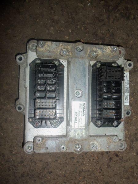 upravljačka jedinica  Scania R series engine computer, ECU, EDC, type DT1206, 1903886, 2061752, 2323675 za tegljača SCANIA R