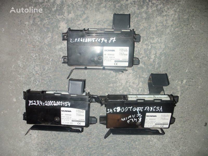 upravljačka jedinica  Scania R series RCL control unit (AECU ASSY) 1731940, 1731939, 1728359, 139365, 1731939, 1539372, 1539372 za tegljača SCANIA R series