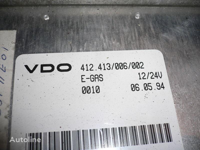 upravljačka jedinica  VDO 412.413/006/002 za autobusa SCANIA b10