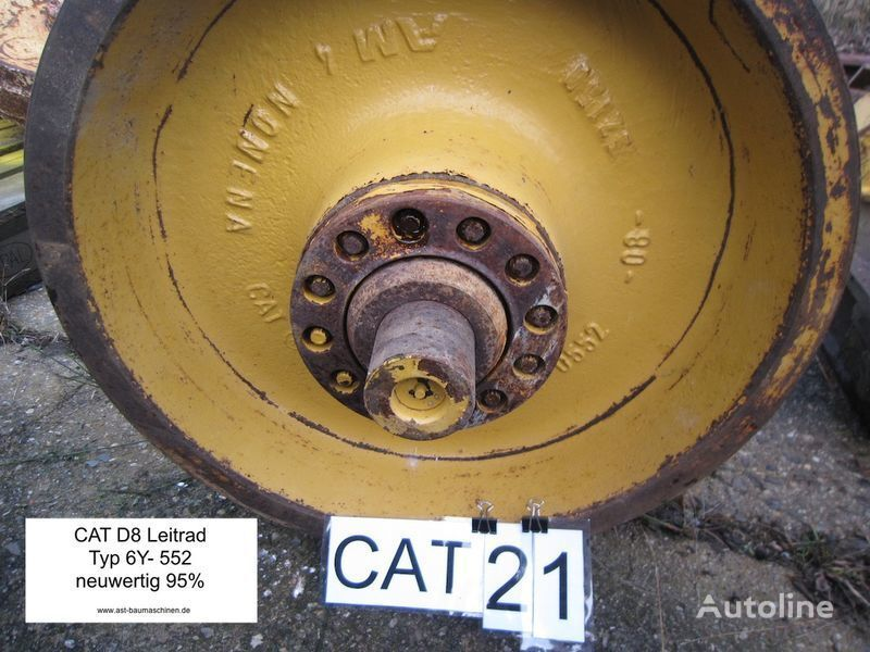 upravljački točak  CAT D8 / D6 za buldožera CATERPILLAR D8N/R