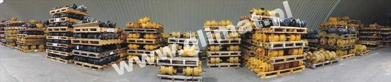 novi vučeni valjak za građevinske opreme HANOMAG D600