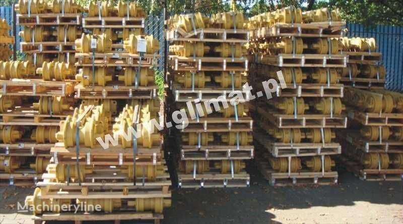 novi vučeni valjak za građevinske opreme KOMATSU D65