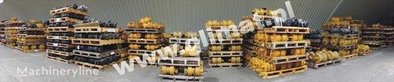 novi vučeni valjak za građevinske opreme LIEBHERR PR722