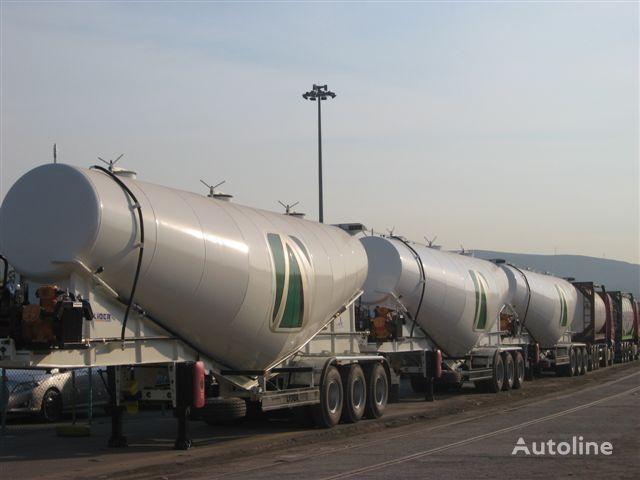 novi šleper za prevoz cementa LIDER LIDER NEW 2016 year BULK CEMENT TRAILER